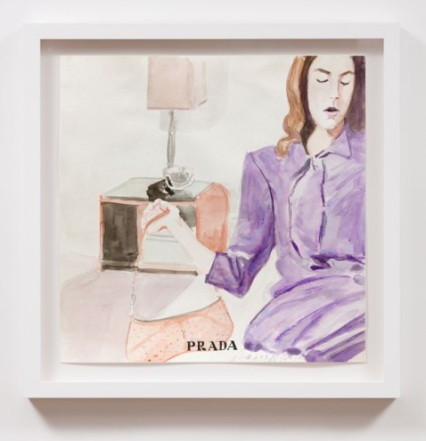Prada (2000), William Powhida, After 'After the Contemporary'; Image courtesy of Charlie James Gallery