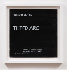 Tilted Arc Richard Serra Gagosian Estate (2021), William Powhida, After 'After the Contemporary'; Image courtesy of Charlie James Gallery