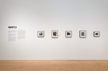 Man Ray's LA, Upstairs Gallery; Image courtesy of Gagosian Gallery