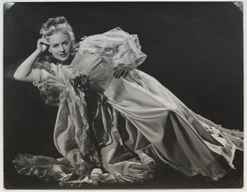 MAN RAY, Paulette Goddard, c. 1944; © Man Ray Trust/Artists Rights Society (ARS)/ADAGP, Paris 2018. Image courtesy of Gagosian Gallery