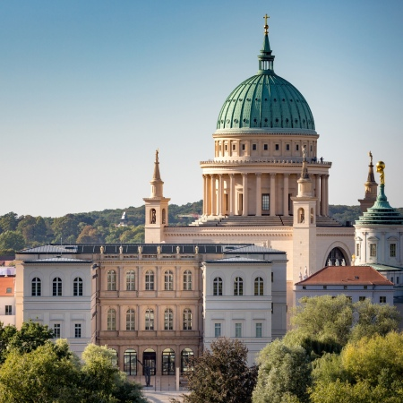 Museum Barberini, Potsdam, Germany; Image courtesy of the museum