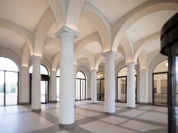 Museum Barberini, foyer, photo: Helge Mundt, © Museum Barberini