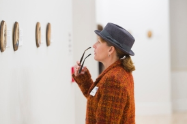 Red, the Artist, 100 Women and More, Soka University of America; Photo credit Giwon Kim, provided courtesy of the gallery