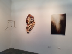 Art Speaks, Lend a Voice, Arena 1 Gallery; Photo Credit Kristine Schomaker