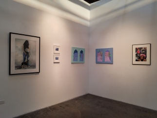 Art Speaks, Lend a Voice, Arena 1 Gallery; Photo Credit Kristine Schomaker