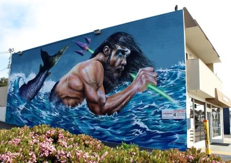 Camilo, Triton Wall ©2017 SAiR; Photo credit Julie Faith