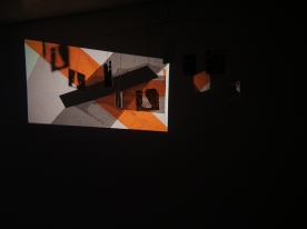 Cassie Riger, News (orange), PRISMS, Fellows of Contemporary Art; Image courtesy of the artist