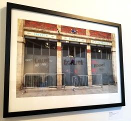 Ellen Freyer, Art Speaks, Lend a Voice, Arena 1 Gallery; Photo Credit Kristine Schomaker