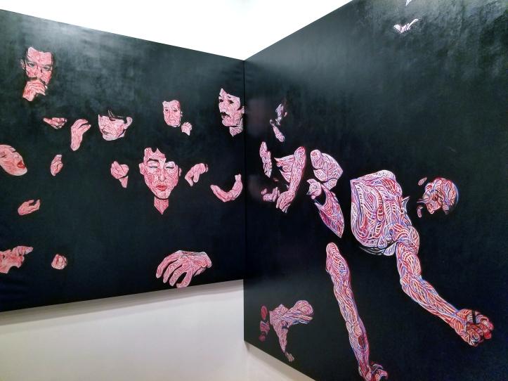 Stefano Panichi, Black, The Loft at Liz's; Photo credit Kristine Schomaker