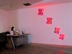 Isabel Theselius, Zzzz, PRISMS, Fellows of Contemporary Art; Photo Credit Patrick Quinn