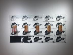 Jesse Parrott, Untitled 1, MFA Biennial, Brea Gallery; Photo courtesy of the gallery
