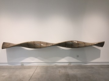 Eric Johnson, Watson's Wand, Frank M. Doyle Arts Pavilion; Photo courtesy of the gallery