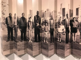 Wyatt Kenneth Coleman, It Takes a Village, Lancaster Museum of Art and History; Photo credit Genie Davis