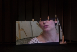 Kim Schoen, Is it Opera or Is it Something Political, Hysterics Discourse, Young Projects; Photo credit Brica Wilcox