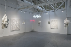 Zoë Buckman, Let Her Rave, Gavlak Gallery; Photo courtesy of the gallery