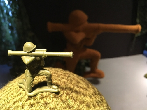 "Nathan Vincent, ""Let's Play War"", Noysky Projects; Photo credit Patrick Quinn"