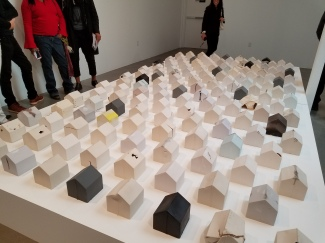 Lisa Bartleson, It Takes a Village, Lancaster Museum of Art and History; Photo credit Kristine Schomaker