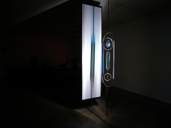 Mak Kern, Light Instrument / Chime Lantern, PRISMS, Fellows of Contemporary Art; Photo Credit Mak Kern