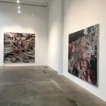 "Mark Bradford, ""Mark Bradford. New Works"", Hauser & Wirth Los Angeles; Photo credit Shana Nys Dambrot"