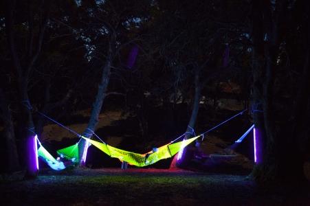 Performance by Krysten Cunningham, PRISMS, Fellows of Contemporary Art; Photo Credit Eden Batki