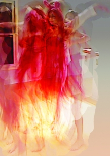 Mainbitch.mov Spring Scrap 2012 5 min 32 sec. Petra Cortright. Cam Worls. UTA Artist Space. Photo Courtesy UTA