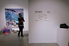 Sonja Schenk, The Box, Cerritos College Art Gallery; Image courtesy of the artist