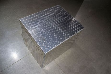 Sonja Schenk, The Box, Cerritos College Art Gallery; Image courtesy of the artist