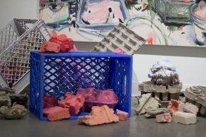 The Collectors, Sonja Schenk, The Box, Cerritos College Art Gallery; Image courtesy of the artist