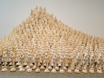 Scott Yoell, It Takes a Village, Lancaster Museum of Art and History; Photo credit Kristine Schomaker