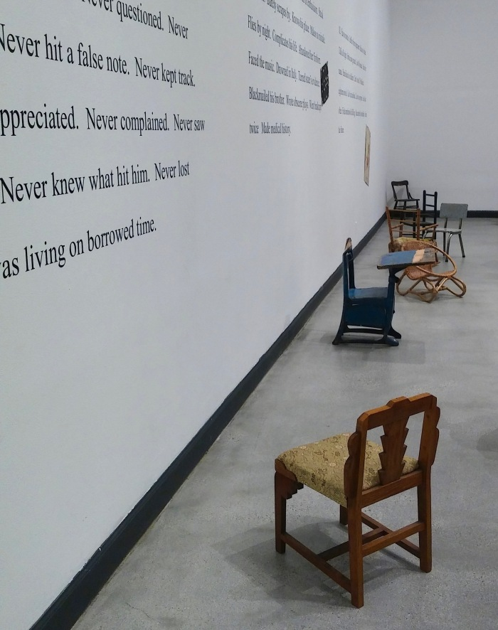 Alexis Smith and Amy Gerstler, Past Lives, 1989, Frederick R. Weisman Museum of Art; Photo courtesy of the gallery