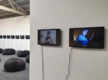 Petra Cortright. Cam Worls. UTA Artist Space. Photo Courtesy Shana Nys Dambrot
