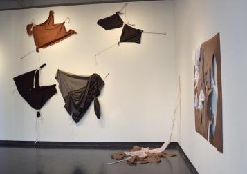 "Yasmine Kasem, ""Mwasah"", Grand Central Art Center; Photo courtesy of Alexander Sarina and the gallery"