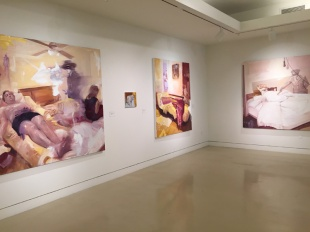 Atilio Pernisco, Installation View. Photo credit: Lorraine Heitzman.