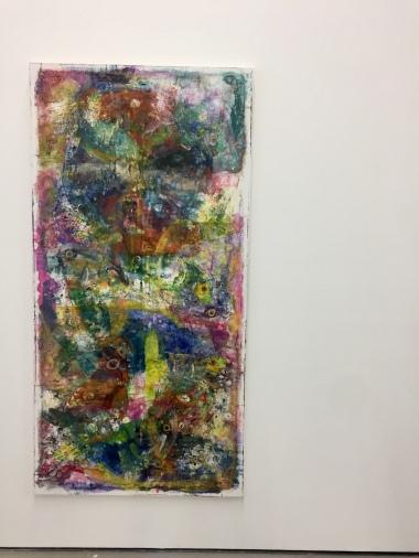 James Krone, Andricealomeda Parrots, Nicodim Gallery. Photo credit: Shana Nys Dambrot.