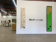 Joel Otterson, Fly on the Wall, Nicodim Gallery. Photo credit: Shana Nys Dambrot.