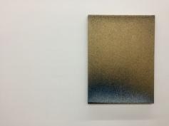 John Knuth, Gold Ascension, Nicodim Gallery, Photo credit: Shana Nys Dambrot.