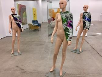 Lou Cantor. Nicodim Gallery, installation view, Photo Credit: Shana Nys Dambrot.