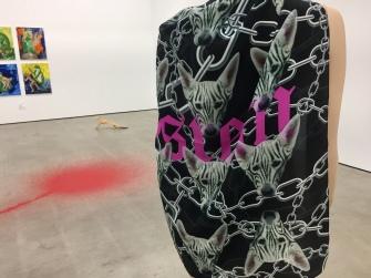 Lou Cantor, You Imagined a Dog, Nicodim Gallery, Photo Credit: Shana Nys Dambrot.