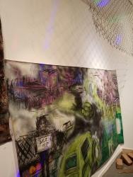 Randi Matushevitz - Conundrum, LAAA/825 Gallery. Photo Credit: Kristine Schomaker.
