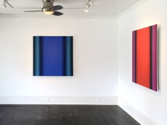 Ruth Pastine at Porch Gallery, installation view, Photo Courtesy the gallery.