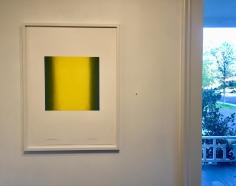 Ruth Pastine, BroadBands at Porch Gallery. Photo Credit: Shana Nys Dambrot