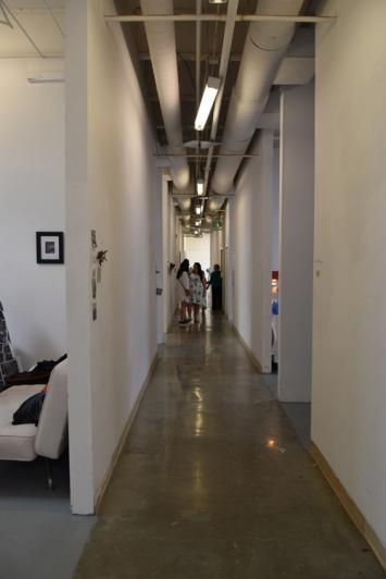 CGU Open Studios. Photo credit: Kristine Schomaker.