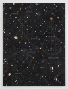 Rachel Lachowicz, Cosmos. Photo courtesy of the artist.