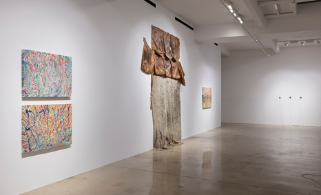Force of Nature, Installation View at Steve Turner Gallery. Photo Courtesy of the Gallery.