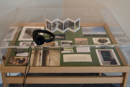 Martin Cox's Museum of Ennui at Husavik Museum. Photo courtesy Martin Cox.