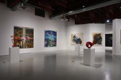 Color Vision at Huntington Beach Art Center. Photo credit: Suzanne Walsh.