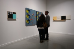 Color Vision at Huntington Beach Art Center. Photo credit: Suzanne Walsh.