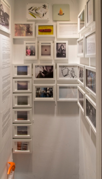 Martin Cox's Museum of Ennui at The Closet in Shoebox Projects. Photo courtesy Martin Cox.