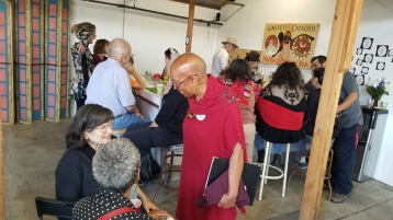 Mothers, Eggshells, and the People Who Birth Us. Keystone Art Space. Photo Credit Kristine Schomaker