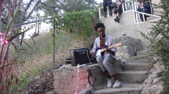 Jasmine Nyende, Weekend at Berenice. Photo credit: Sterling Hedges.